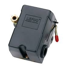 Pressure switch 150 psi, G-1/4, single port